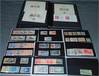 Stamps, & Coins