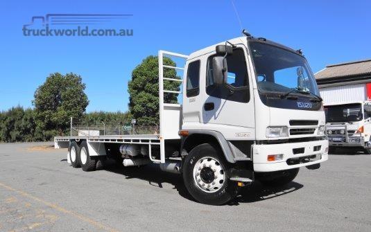 2007 Isuzu FVM1400 Trucks for Sale