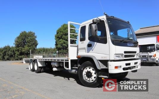 2007 Isuzu FVM1400 Complete Equipment Sales Pty Ltd - Trucks for Sale