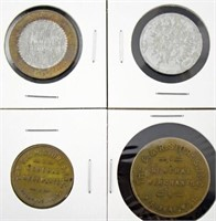 Montague Coin Collection
