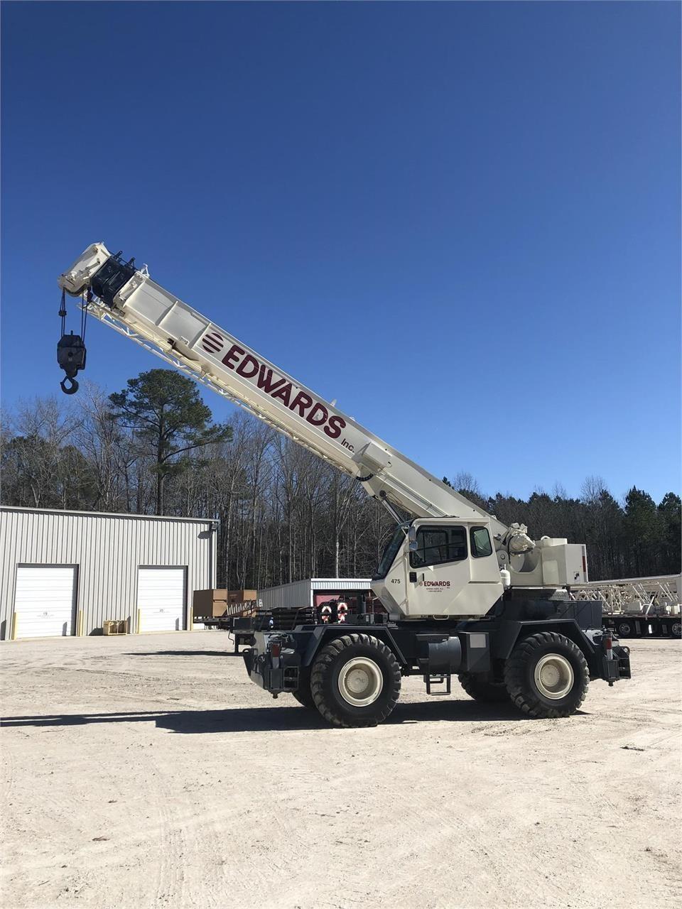 1999 TEREX RT335 For Sale in Spring Hope, North Carolina