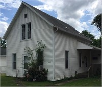 Church, Solonia Real Estate Auction