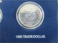 Tribute to America's Most Rare Silver Dollars