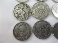 14) Hobo Nickels