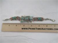Bracelet, Earrings