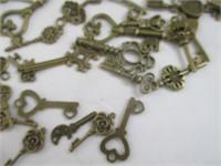Small Ornate Keys