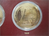 Franklin Mint History of the United States