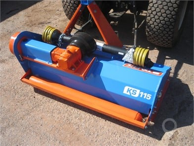 Used STARK Flail Mowers / Hedge Cutters for sale in the