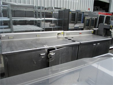 Stainless Steel Counter Anderes Restaurant / Nahrungsmittelindustrie on