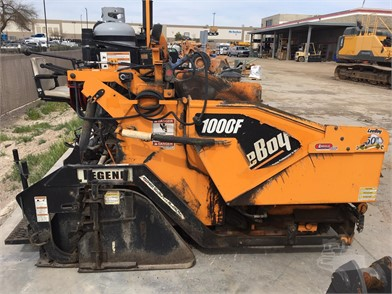 Used Asphalt / Pavers / Concrete Equipment For Sale By Arnold