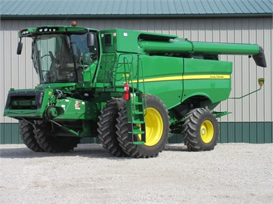 JOHN DEERE S760 For Sale - 39 Listings | TractorHouse com