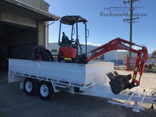 2018 EGR Tipper Trailer Trailers for Sale