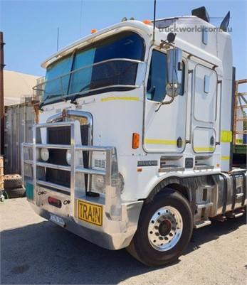 2007 Kenworth K104b Trucks For