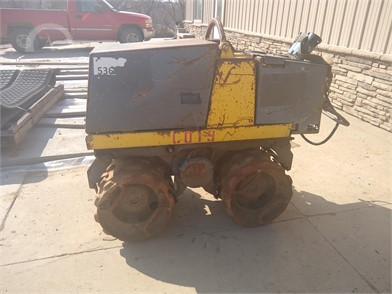 BOMAG Walk/Tow Behind Compactors Auction Results - 17