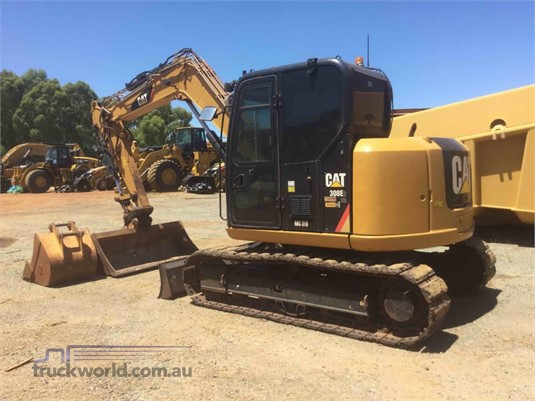 2014 Caterpillar 308E2 CR SB Heavy Machinery for Sale
