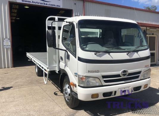 2008 Hino 300 Series 916 Hunter Valley Trucks - Trucks for Sale