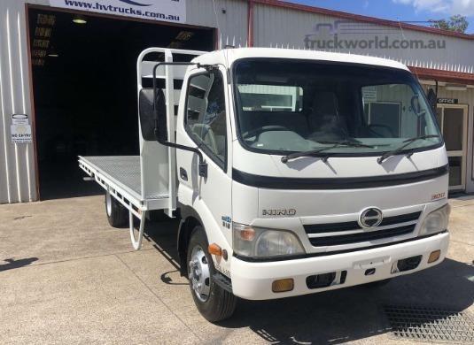 2008 Hino 300 Series 916 Trucks for Sale