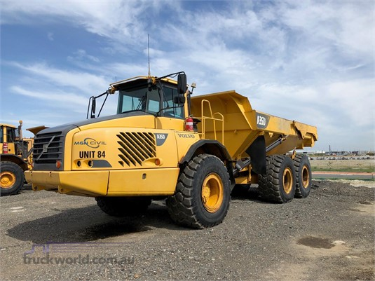 2007 Volvo A35D - Heavy Machinery for Sale