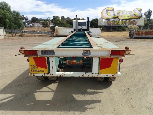 1975 Freighter Skeletal Trailer Grays Bendigo - Trailers for Sale