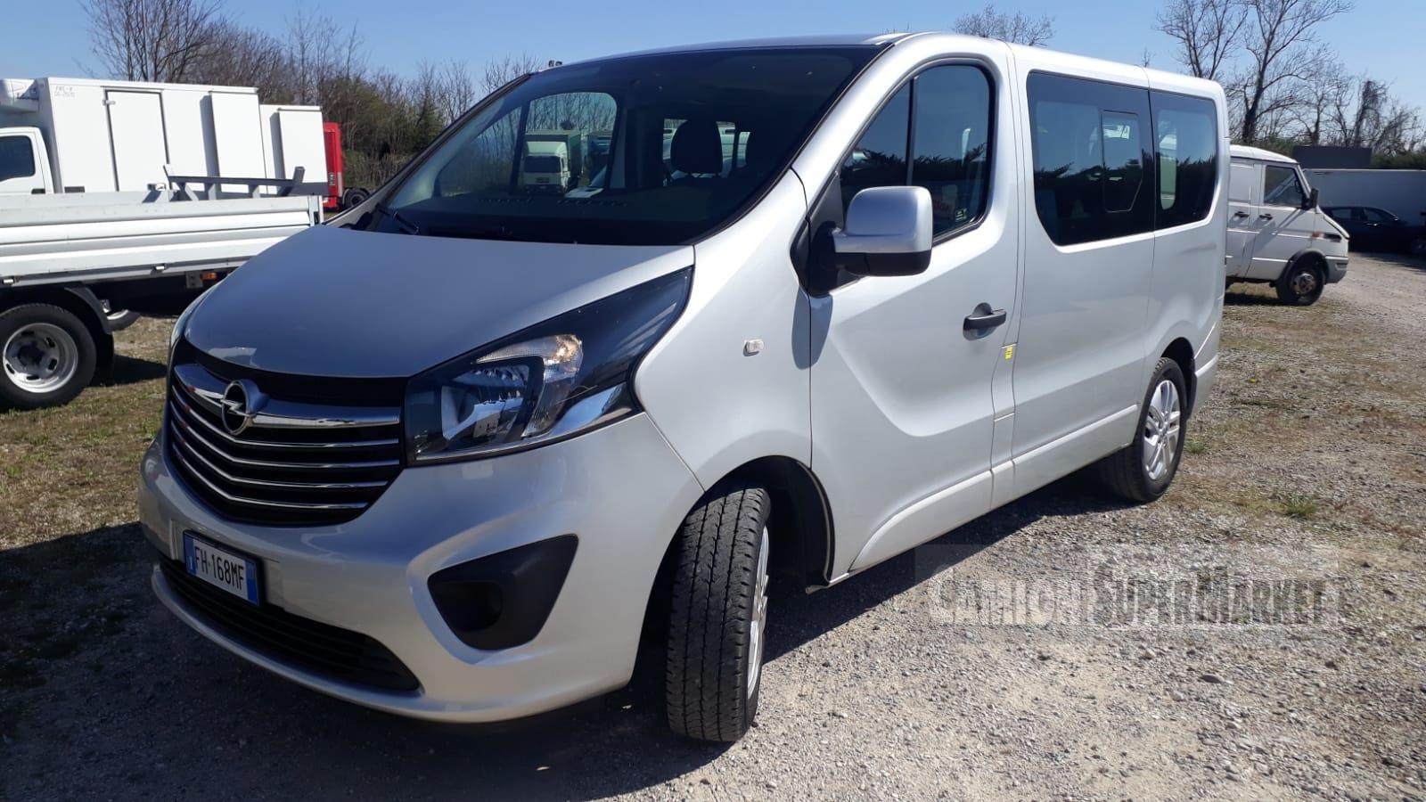 Opel VIVARO used 2017