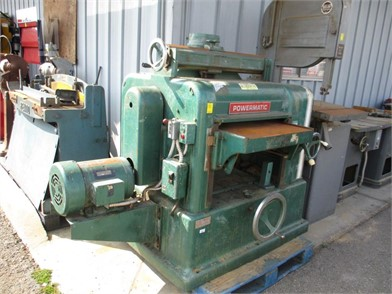 Powermatic Planer 225 Other Auction Results - 1 Listings