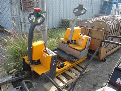 ELECTRIC PALLET JACK (2) Other Auction Results - 1 Listings