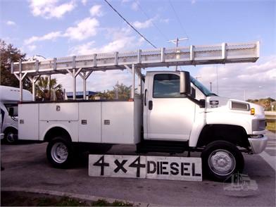 CHEVROLET KODIAK Trucks For Sale In Florida - 18 Listings