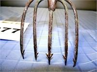 Antique Fish Spear