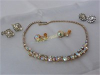 Vintage Rhinestone Costume Jewellery