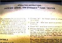 Dynamic Tube Tester