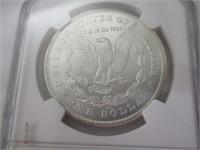 1878-CC Carson City Morgan Silver Dollar