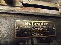 Schrader Valve Converting Tool