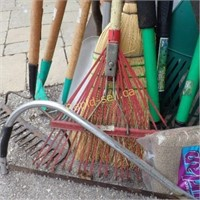 Used Gardening Tools & Miscellaneous