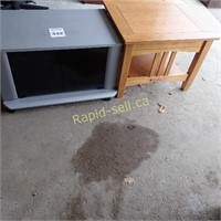 TV Stand & End Table