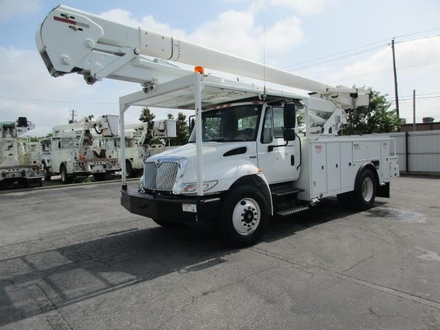 2012 TEREX 5TC-55 MOUNTED ON 2013 INTERNATIONAL 4300 For Sale in Mt Airy,  North Carolina
