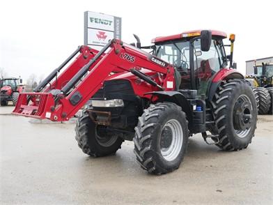 CASE IH PUMA 170 CVT For Sale - 9 Listings | TractorHouse