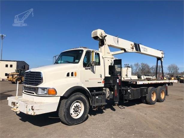 NATIONAL Boom Truck Cranes For Sale - 433 Listings | CraneTrader com