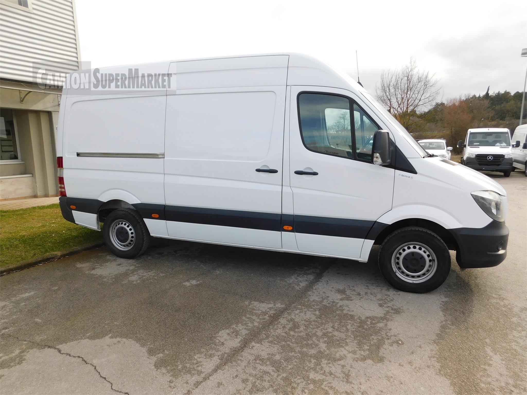 Mercedes-Benz SPRINTER 213 Usato 2016 Umbria