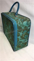 "Vintage luggage bag 15""x12""x6"""