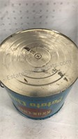 Vintage Krun-Chee Potato Chip Tin 1 1/2 Pounds