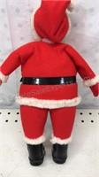 Vintage Santa Clause Figure / decorative doll