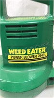 Weed Eater Power Blower2540