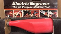 Burgess Carbide Tip Electric Engraver AC Powered