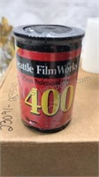 Vintage Lot of 35mm Film & Containers