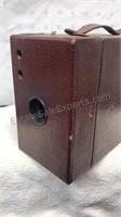Antique Kodak Rainbow Hawkeye No 2a Model B Box