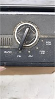 Vintage Panasonic Am/Fm Police Band Portable