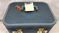 Vintage Waldorf Luggage Train Case