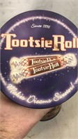 Vintage Chase & Sanborn Coffee Can & Tootsie Roll