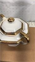 Vintage LeRoi 18 Karat Gold 3 pc Service Set