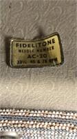 Antique Philco Portable Record Changer Tube